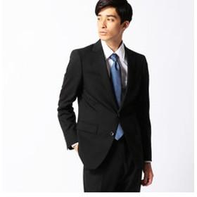 【COMME CA MEN:スーツ・ネクタイ】ピンストライプスーツ