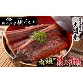 楠田の極うなぎ蒲焼き超特大1尾