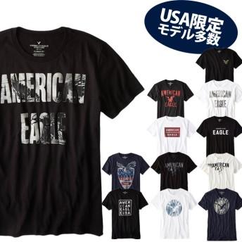 アメリカンイーグル 半袖 Tシャツ USAモデル メンズ AE American Eagle ae77 送料無料