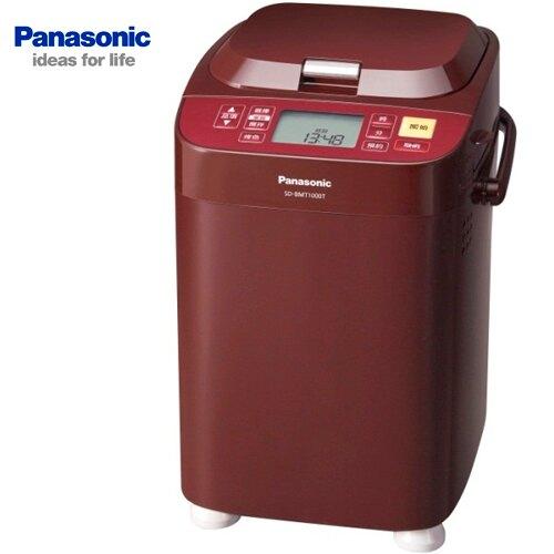 Panasonic 國際 SD-BMT1000T 製麵包機1斤  全自動變頻