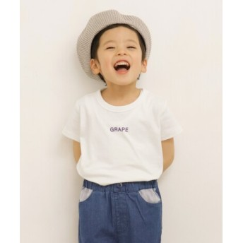DOORS(ドアーズ) キッズ トップス Fruits ロゴプリントTシャツ(KIDS)