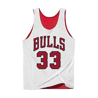 M&N 雙面球衣 公牛隊 97-98 #33 Scottie Pippen