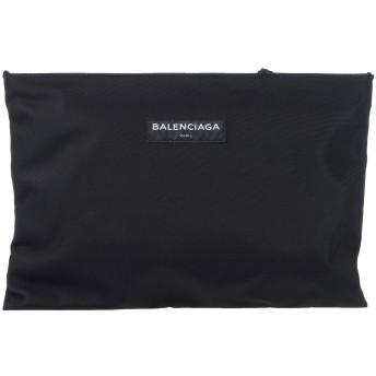 《セール開催中》BALENCIAGA レディース ハンドバッグ ブラック 紡績繊維