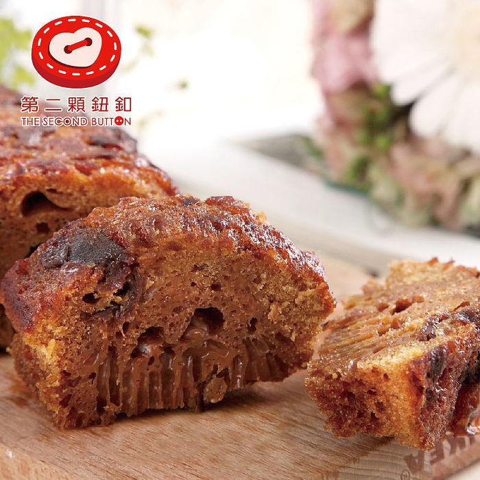 《第二顆鈕釦PU》荔枝蜂巢蛋糕 (270g/盒,共二盒)-預購7日