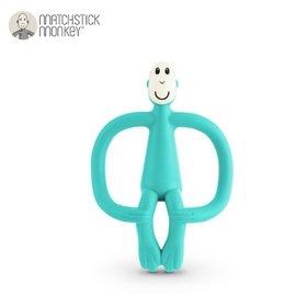 英國 Matchstick Monkey 咬咬猴牙刷固齒器-森林猴【淘氣寶寶】