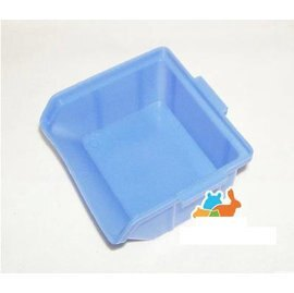 【食盤-倉鼠-斜口-100905-2個/組】斜口倉鼠專用廁所 懸掛式大食盤 浴室睡床-79023