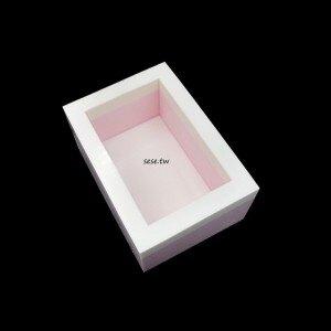 500g皂用矽膠吐司模