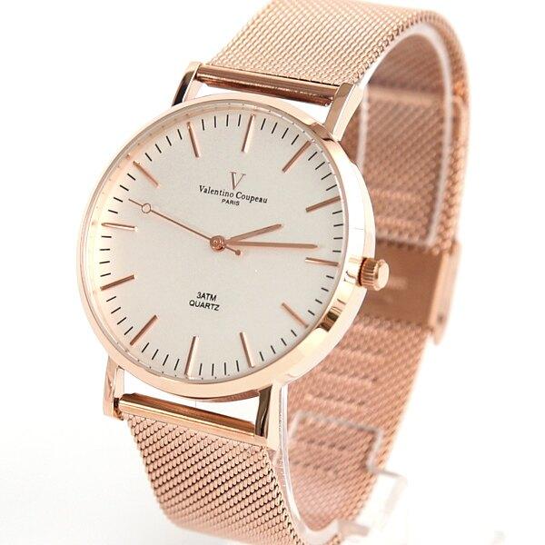 范倫鐵諾˙古柏 極簡鋼索腕錶【NEV16】