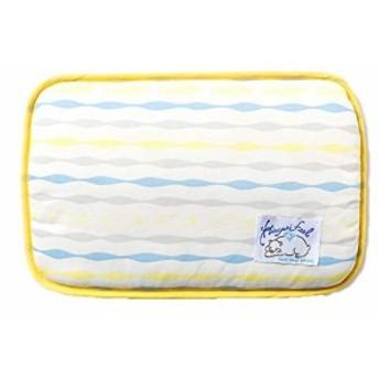 サンハーティネス香産 冷感 おやすみ枕 フィッシュ 30×20cm ひんやり 快眠 KMJ-80