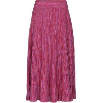 《セール開催中》MARNI レディース 7分丈スカート モーブ 40 バージンウール 100%