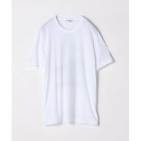 トゥモローランド サーフグラフィック クルーネックTシャツ MLJ3311RH メンズ 11ホワイト 0(S) 【TOMORROWLAND】