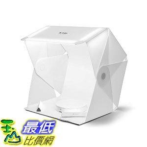 [7美國直購] Orangemonkie Foldio3 25吋 攜帶式攝影棚燈箱 + Halo Bar 光環LED光源配件 + Foldio360 360度攝影旋轉盤