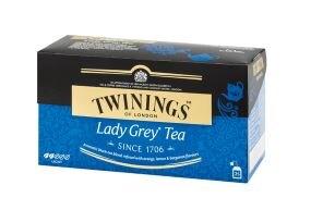 英國唐寧茶 TWININGS-仕女伯爵茶包 LADY EARL GREY TEA 2g*25入/盒-良鎂
