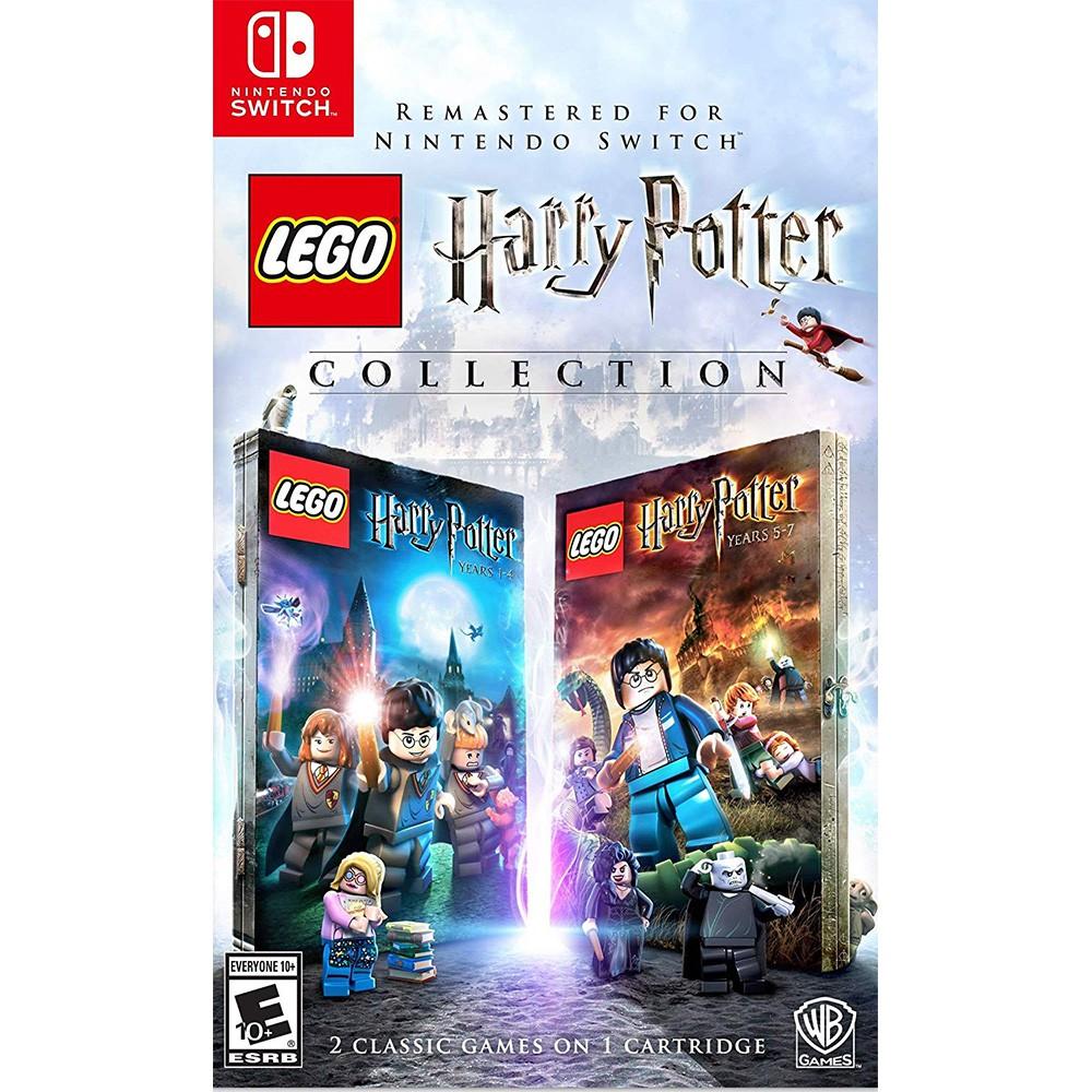 NS SWITCH 樂高哈利波特 合輯收藏版 英文美版 (附道具密碼表)LEGO Harry Potter【一起玩】