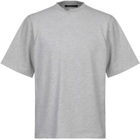 《期間限定セール開催中!》TRUE NYC. メンズ T シャツ グレー M コットン 100%