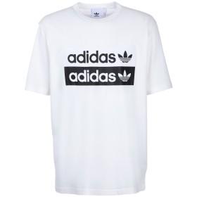 《期間限定セール開催中!》ADIDAS ORIGINALS メンズ T シャツ ホワイト S コットン 100% D-R.Y.V. TEE
