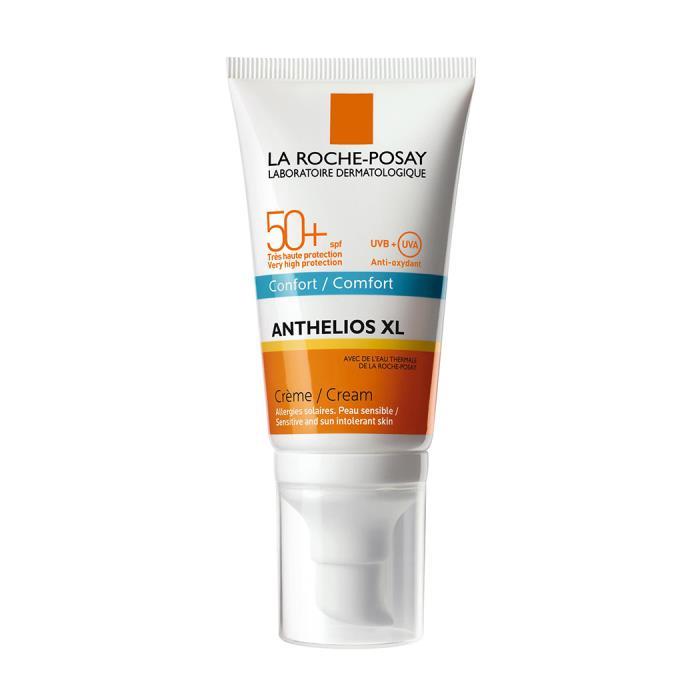 理膚寶水 安得利溫和極效防曬乳 SPF50+ 50ml【德芳保健藥妝】