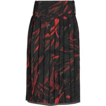 《セール開催中》BALENCIAGA レディース 7分丈スカート ダークグリーン 34 ポリエステル 98% / ポリウレタン 2%