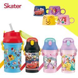 【買就送】Skater吸管冷水壺(400ml) 4款可選