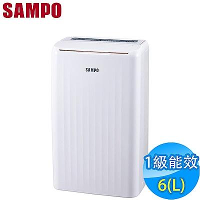 SAMPO 聲寶 6L 1級空氣清淨除濕機 AD-WA712T-
