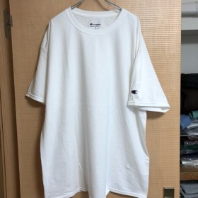 champion ビッグシルエットTシャツ
