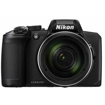 【中古即納】送料無料 ニコン Nikon デジタルカメラ COOLPIX B600BK ブラック 1602万画素 未使用 手振れ補正 COOLPIX(ニコン) 1/2.3型