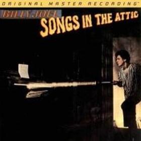 Billy Joel ビリージョエル / Songs In The Attic (高音質盤 / 45回転盤 / 2枚組 / 180グラム重量盤レコード / Mobile Fidelity)【LP】