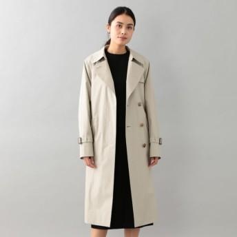 SALE【サンヨー コート ウィメン(SANYO COAT WOMEN)】 <Spring Coat>ベンタイル比翼トレンチコート ベージュ