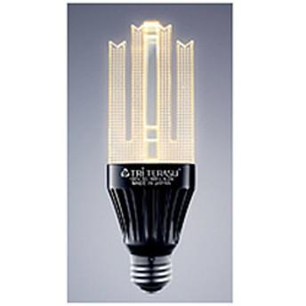 LED電球 スマートシャンデリア ロングV 6W[口金E26 /電球色 /205ルーメン] TSC6LAL26D-B3 ブラック