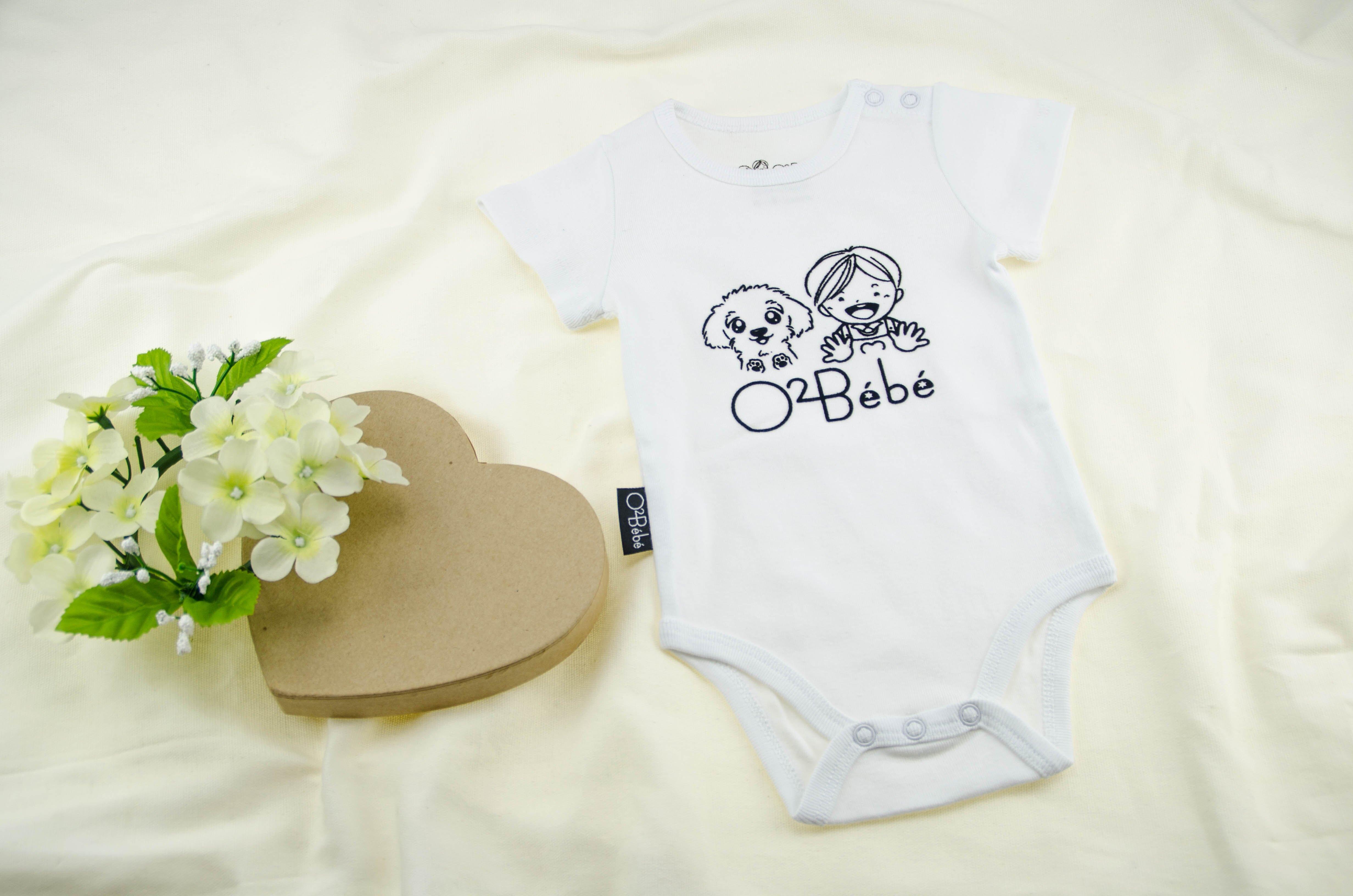 LOGO|嬰兒包屁衣