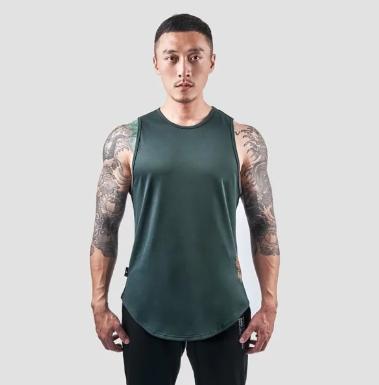 [台灣 Evolete] Silverborn™ V2 輕量訓練背心 - 鉻綠 S