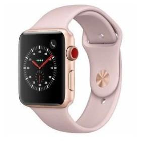 Apple アップル Watch Series 3 GPS+Cellularモデル 42mm MQKP2J/A ピンクサンドスポーツバンド 銀行振込値引きキャンペン中