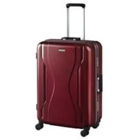 日本製スーツケース WT コヴァーラム 73L (レッド) 06582-10
