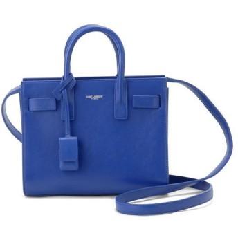 イヴ・サンローラン Yves Saint Laurent 2WAYショルダーバッグ 340778-BOO0J-4331 ブルー イブサンローラン ブランド