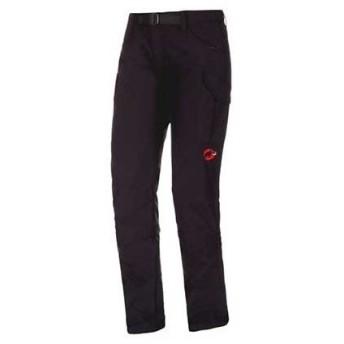 【ポイント最大31%】レディースウェア パンツ マムート TRANSPORTER Cargo 3 4 2in1 Pants Women black 1022-00320〔0325ts〕