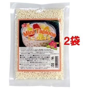 dfe タピオカミニ ( 100g2袋セット )/ dfe