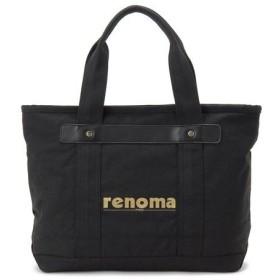 レノマ renoma トートバッグ 1505006-04506T キャンバス 1WAYバッグ ブラック