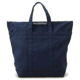 マリメッコ Marimekko トートバッグ 40865 002 UUSI MATKURI コットン・キャンバス ブルー メンズ レディース バッグ ブランド