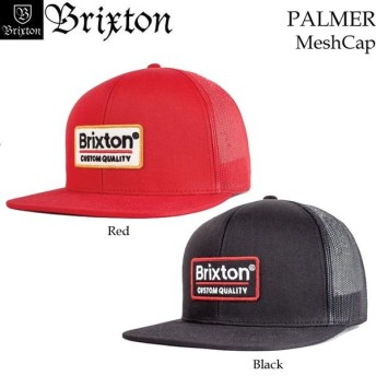 [日本正規品]ブリクストン メッシュキャップ PALMER MeshCap BRIXTON CAP