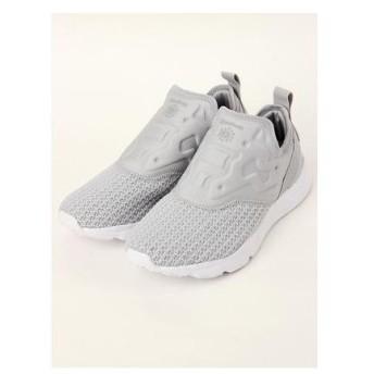 Sneakers Selection FURYLITESLIP-ONSTITCH/スニーカー(スカルグレー/ホワイト) スカルグレー/ホワイト