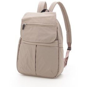 60%OFF Y'SACCS(bag) (イザック(バック)) ナイロンタフタふた付きリュックサック グレー