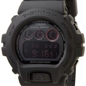 カシオ CASIO G-SHOCK Gショック 腕時計 DW6900MS1DR メンズ ブラック ブランド