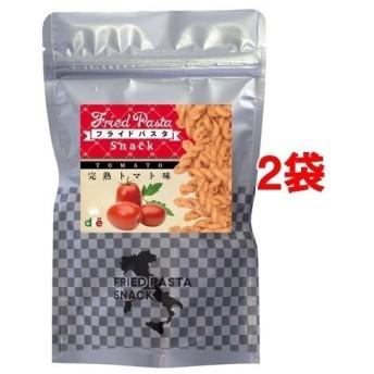 dfe フライドパスタスナック 完熟トマト味 ( 50g2袋セット )/ dfe