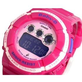 腕時計 CASIO カシオ BABY-G ベビーG BGD-121-4 《時計 レディース腕時計 キッズ》 Reef メタリックカラーズ