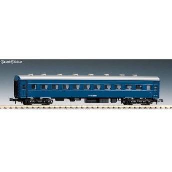 『中古即納』{RWM}2516 国鉄客車 オハフ33形(戦後型・青色) Nゲージ 鉄道模型 TOMIX(トミックス)(20120722)