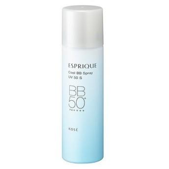 【限定】コーセー エスプリーク ひんやりタッチ BBスプレー UV 50 S 35g ミニサイズ #02 標準的な肌色
