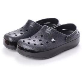 クロックス crocs クロッグサンダル Crocband Glitter Clog 205419001