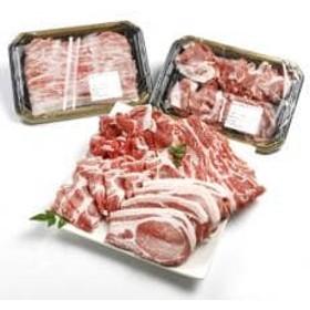 唐津産豚肉セット 2.6kg
