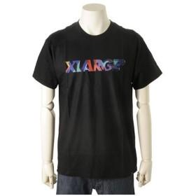 エクストララージ XLARGE Tシャツ (L) 半袖 M16C1605 PERPETUAL GOODS TEE ブラック