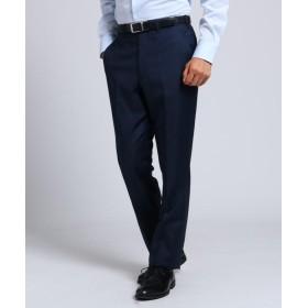 【10%OFF】 タケオキクチ シャイニーシャークピンヘッド パンツ Fabric by MIYUKI KEORI メンズ ダークネイビー(094) 01(S) 【TAKEO KIKUCHI】 【タイムセール開催中】